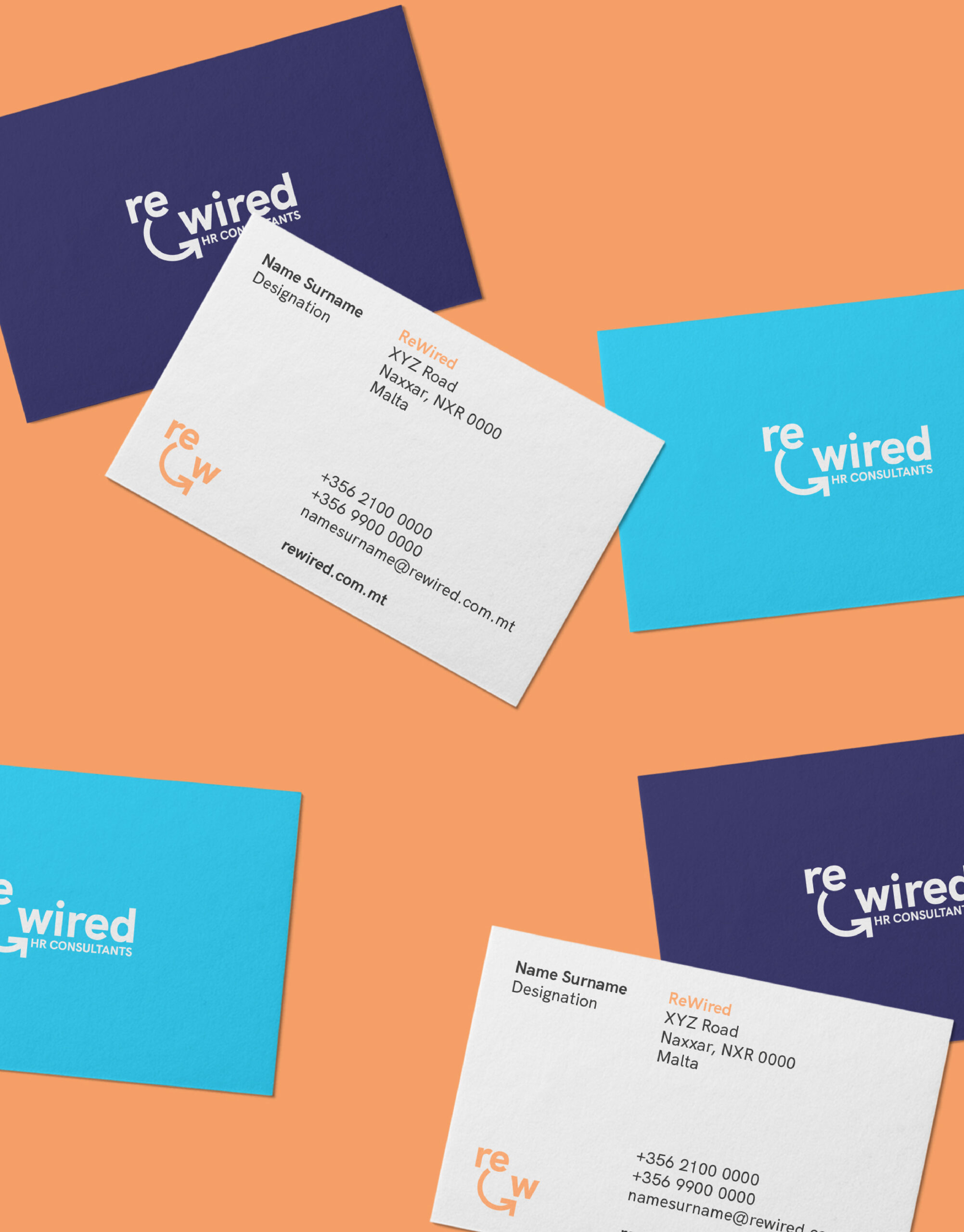 RW Business Cards